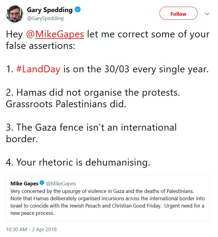 Mike Gapes got so utterly owned he had no choice but to log off https://t.co/Cw2GRZCoiH