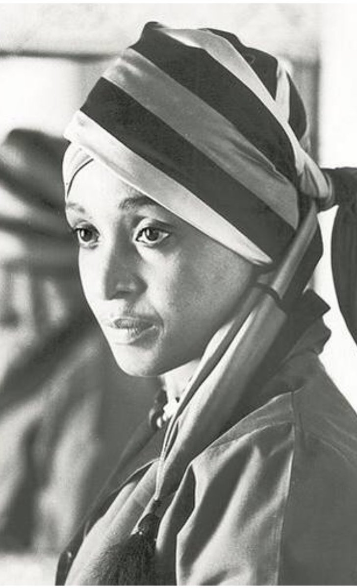 """I no longer have the emotion of fear, there is no longer anything I can fear.There is nothing the government has not done to me. There isn't any pain I haven't known""  ""I am the product of the masses of my country and the product of my enemy.""  Winnie Madikizela-Mandela #RIP"