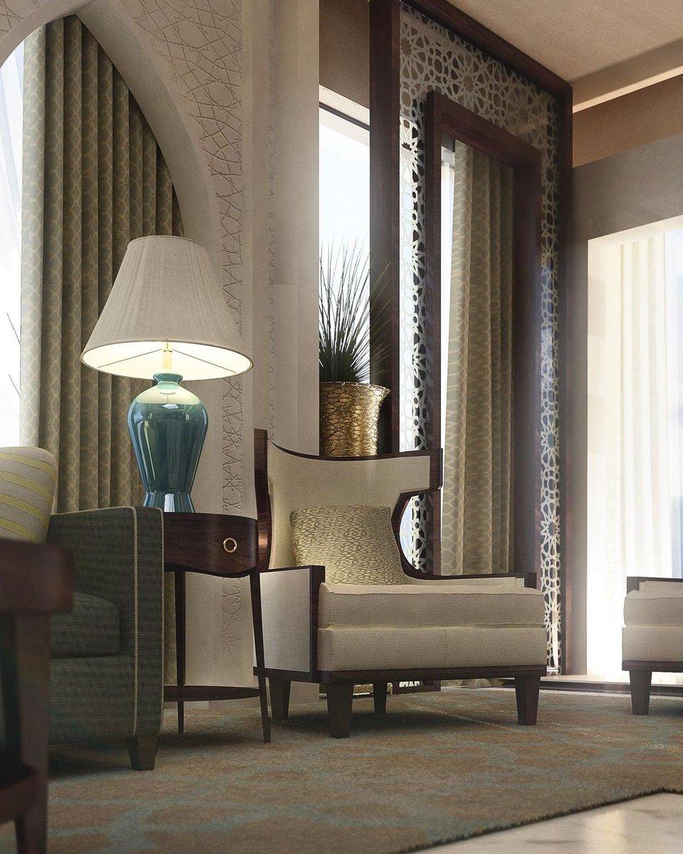 Modern Islamic Interior Design On Behance: م.عبدالرحمن باكرمان (@BAKARMAN21)