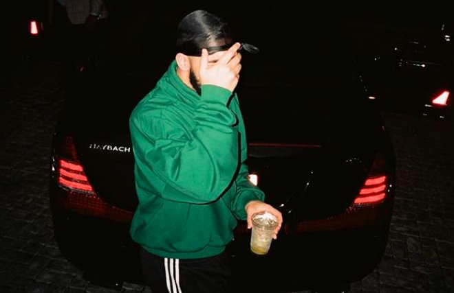 177d226e411 🚨 🚨 🚨 drake spotted in a pair of adidas ultra boosts  - scoopnest.com