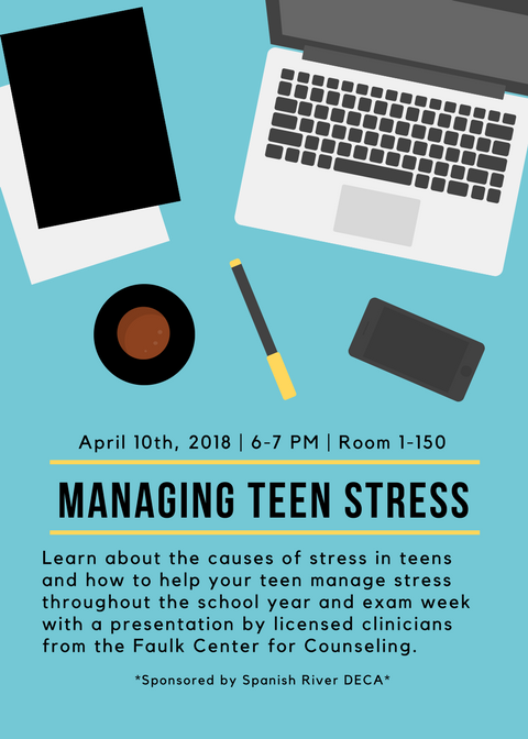 What causes teen stress — img 11