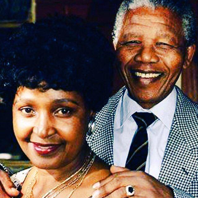 R.I.P Winnie Mandela triste nouvelle c'etait une grande dame une militante une reine D'Afrique qui nous quitte 🙏🏾❤️