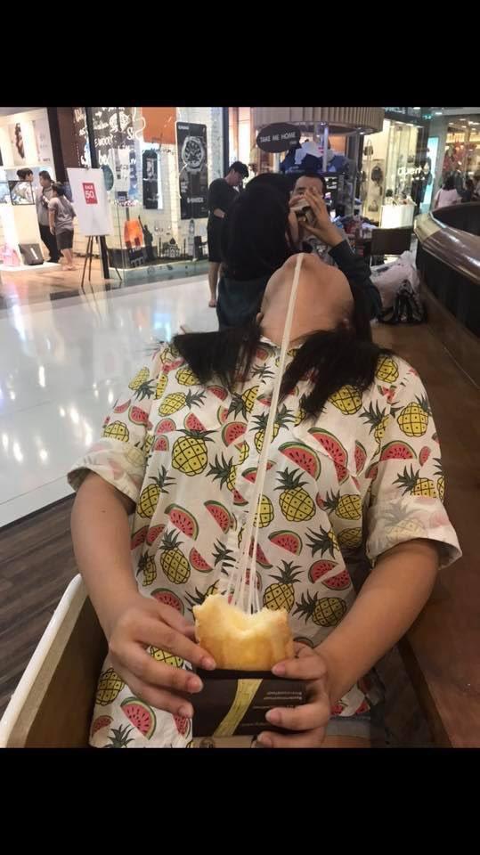 タイはチーズブーム?みんなチーズの伸びを楽しんでいるwww