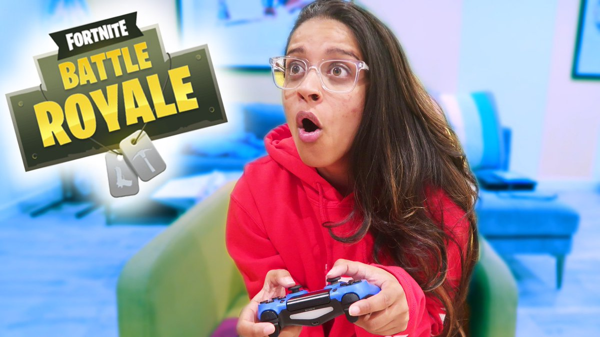 lilly singhverified account - what is the obsession with fortnite