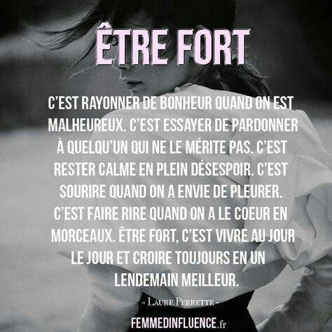 Image Citation Femme Forte