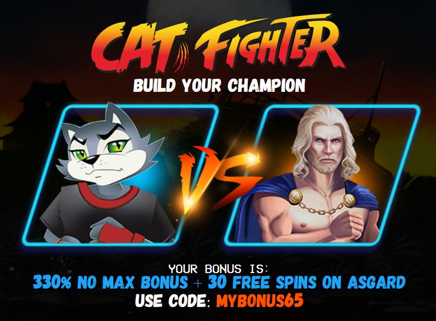 cool cat casino bonus codes