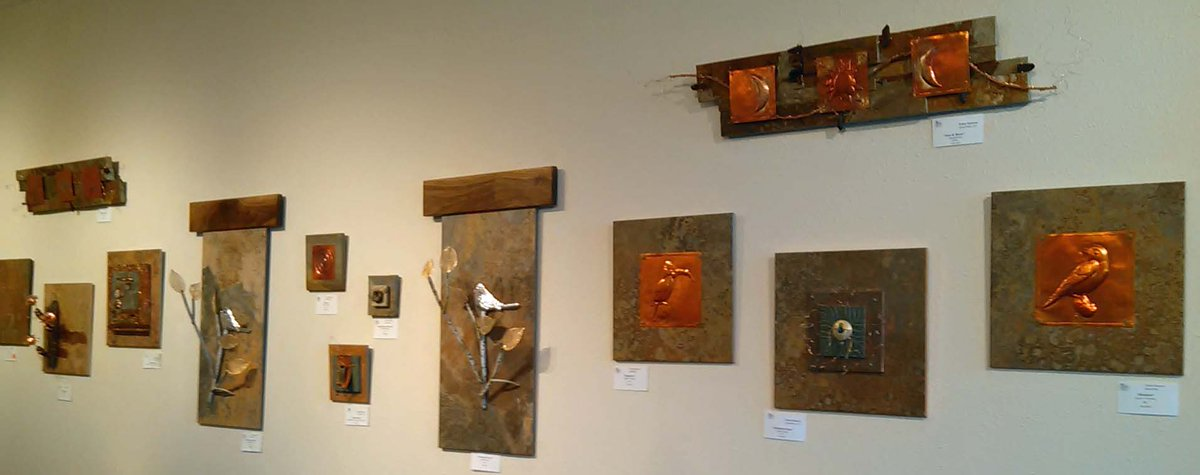 Art Center Of Ep On Twitter Mark Your Calendars For First Friday Art Groove Gallery Walk Join Us For Art Music And Snacks View The Current Exhibition Mixed Media Medley Featuring Estes