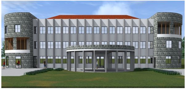 KNH Hope Hostel - Rendering