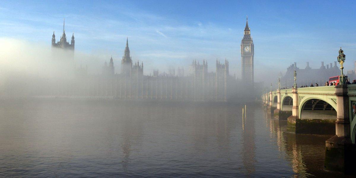 Картинки лондонский смог