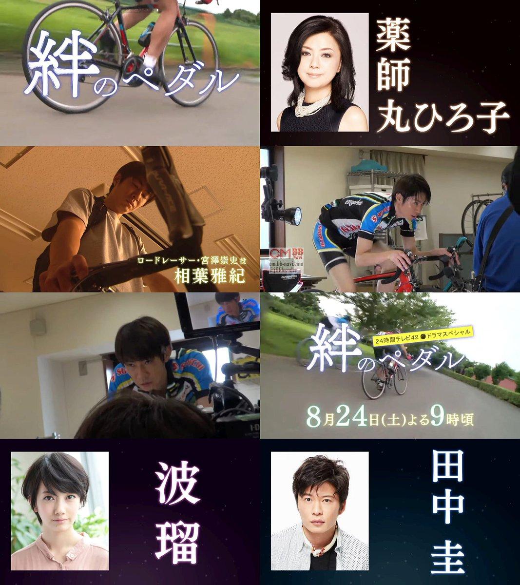 絆 の ペダル 動画