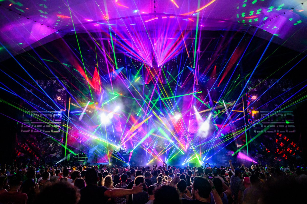 Camp Bisco 2019 - Sunday
