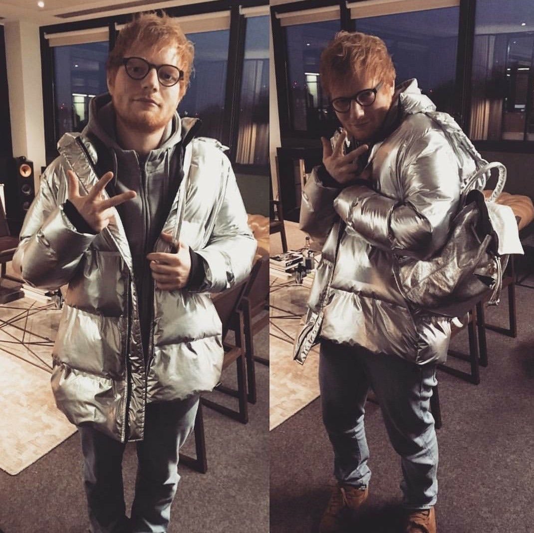 #MTVHottest Ed Sheeran