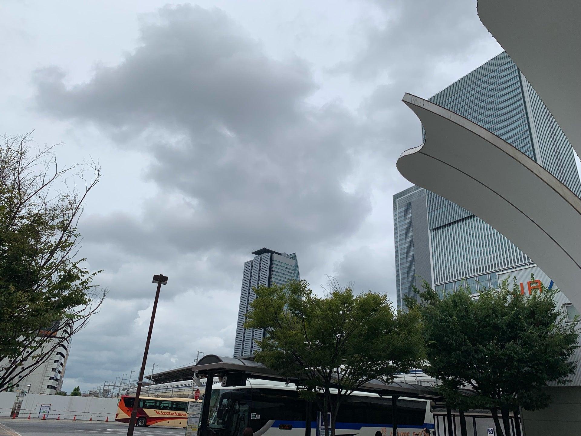 名古屋駅 太閤通口(3)高速バスのりば