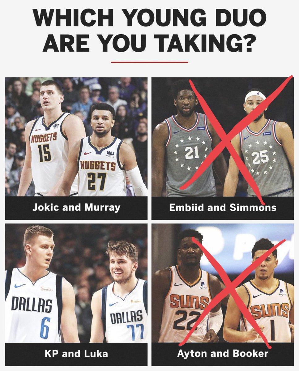 @ESPNNBA It's a 50/50 decision honestly