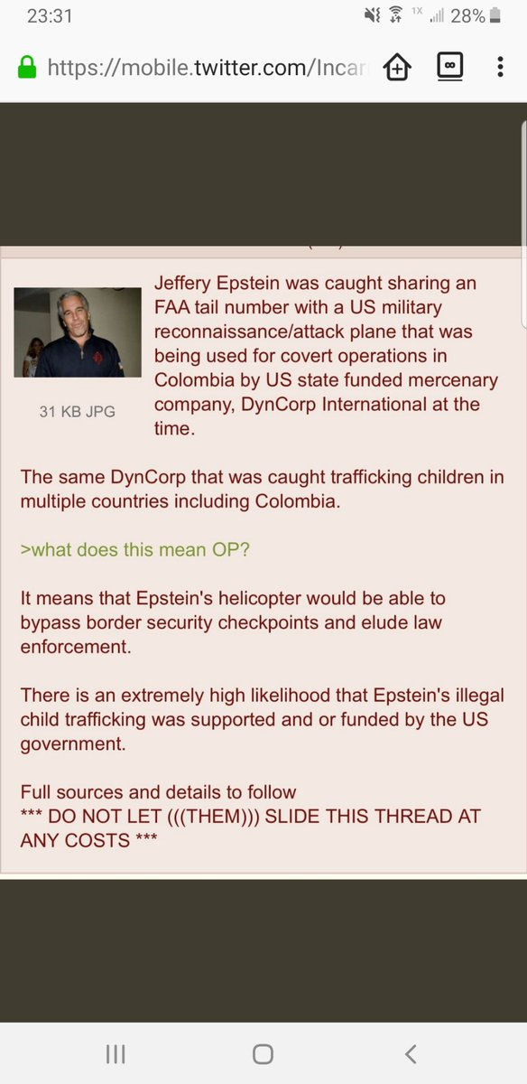 So Epsteins helicopter/Plane was using the same Identification as a government aircraft. Someone HAD TO APPROVE THIS, tsk tsk..its not looking good for the elite! Two years of slow moving through all of this info is finally speeding up and coming to light! #WWG1WGA #MAGA #Qanon