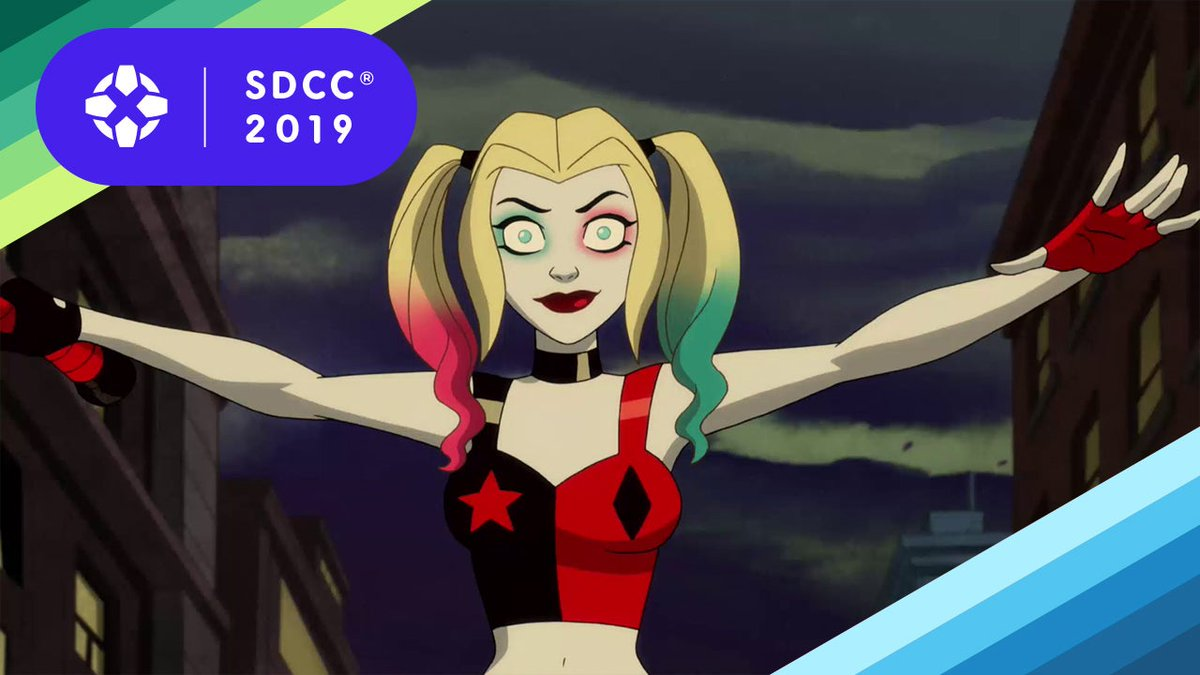 ICYMI: Harley Quinn is getting her own NSFW animated series, coming this October to DC Universe.