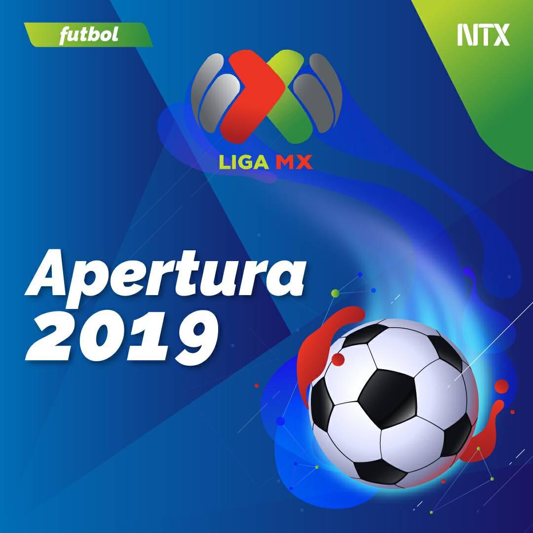 #LigaMX   Culminó el futbol mexicano sabatino y estos son los resultados del día:@AtletideSanLuis 0-2 @PumasMX@Tuzos 1-3 @clubleonfc@ClubAmerica 4-2 @Rayados @TigresOficial 4-2 @FuerzaMonarca @ClubNecaxa 0-0 @Cruz_Azul_FC • #Notimex