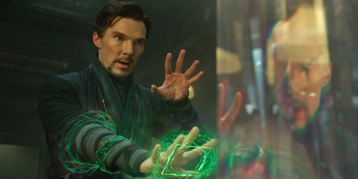 DOCTOR STRANGE IN THE MULTIVERSE OF MADNESS (2021):