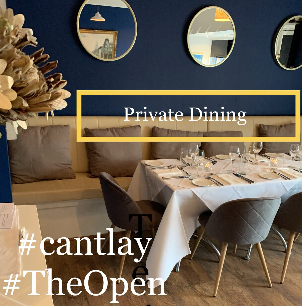Good luck to All the golfers today @royalportrush @TheOpen for the final day of golfing and a big cheer from Tartine  to Patrick Cantlay...have a great day & thanks for visiting #tastecauseway #bushmills #tartine https://t.co/xBmaInuNXl