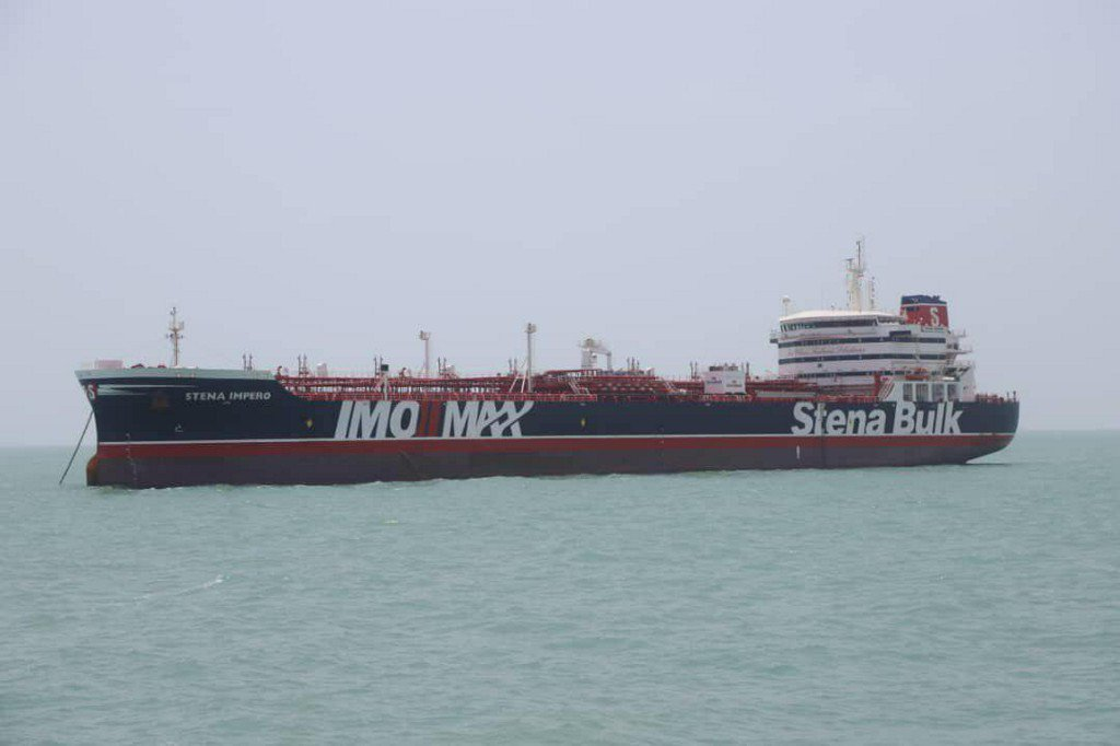 All 23 crew of seized British-operated tanker are safe: Iranian TV https://reut.rs/2M1RCzD