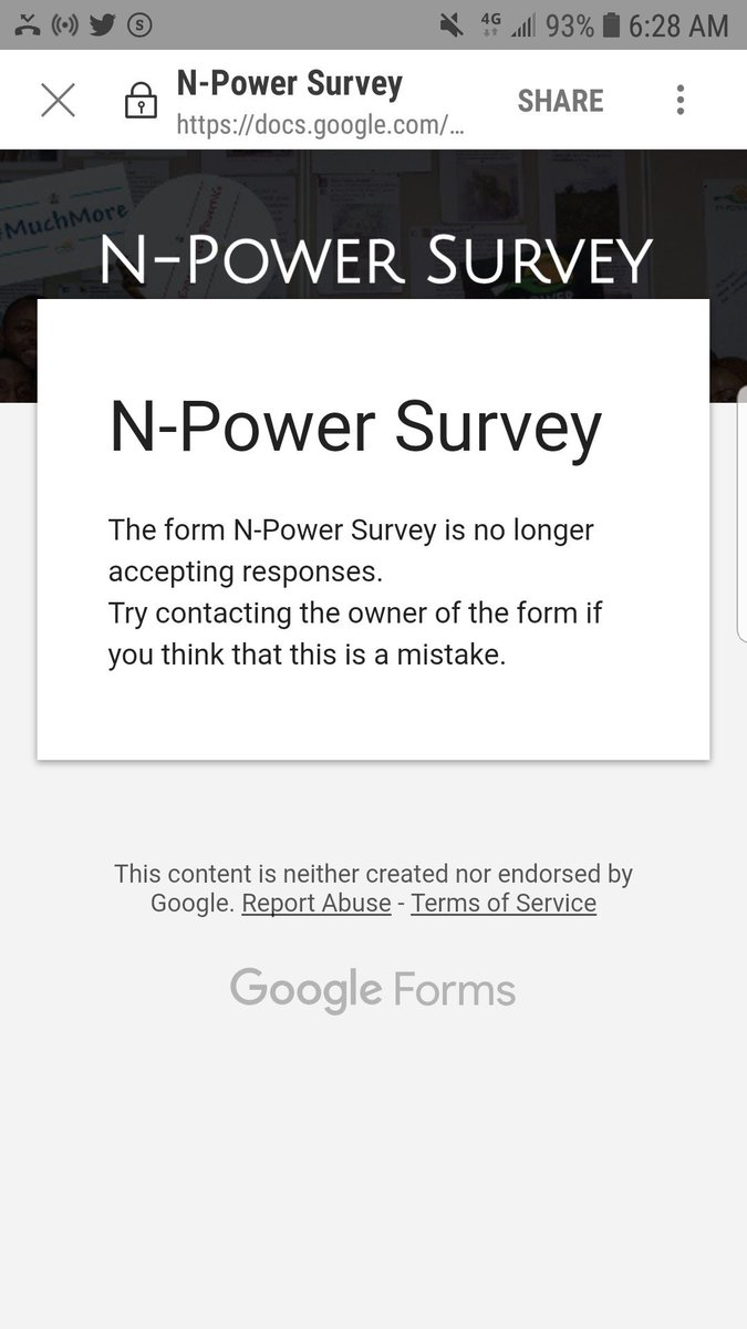 N-Power على تويتر: