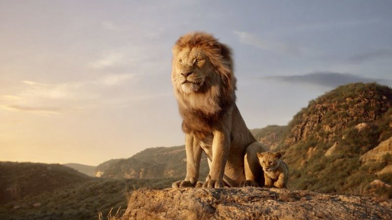 @wongthanong's photo on Lion King