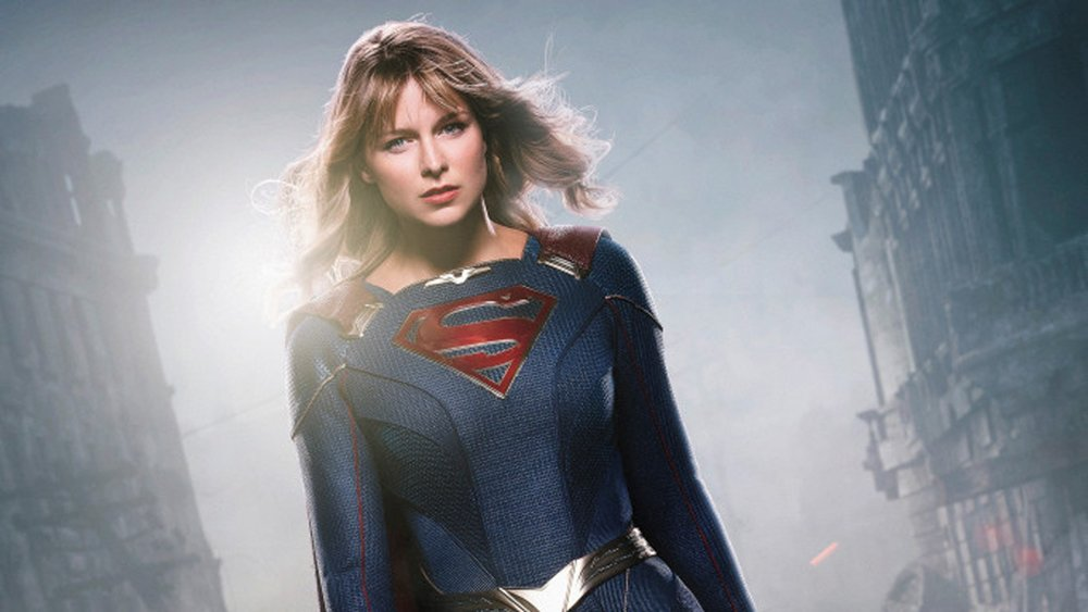 """""""Supergirl"""" is getting a new suit in the fifth season of the CW superhero drama. Take a look: https://trib.al/Sjygut8"""