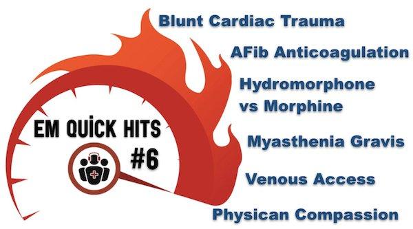 We Dont See Itthe Ed Vs Med Problem >> Emergency Medicine Cases Em Cases