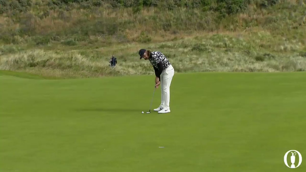 Royal Portrush is playing tough. Great save by @TommyFleetwood1.pic.twitter.com/t6bTzbd6b9 http://srhlink.com/R8hsSH