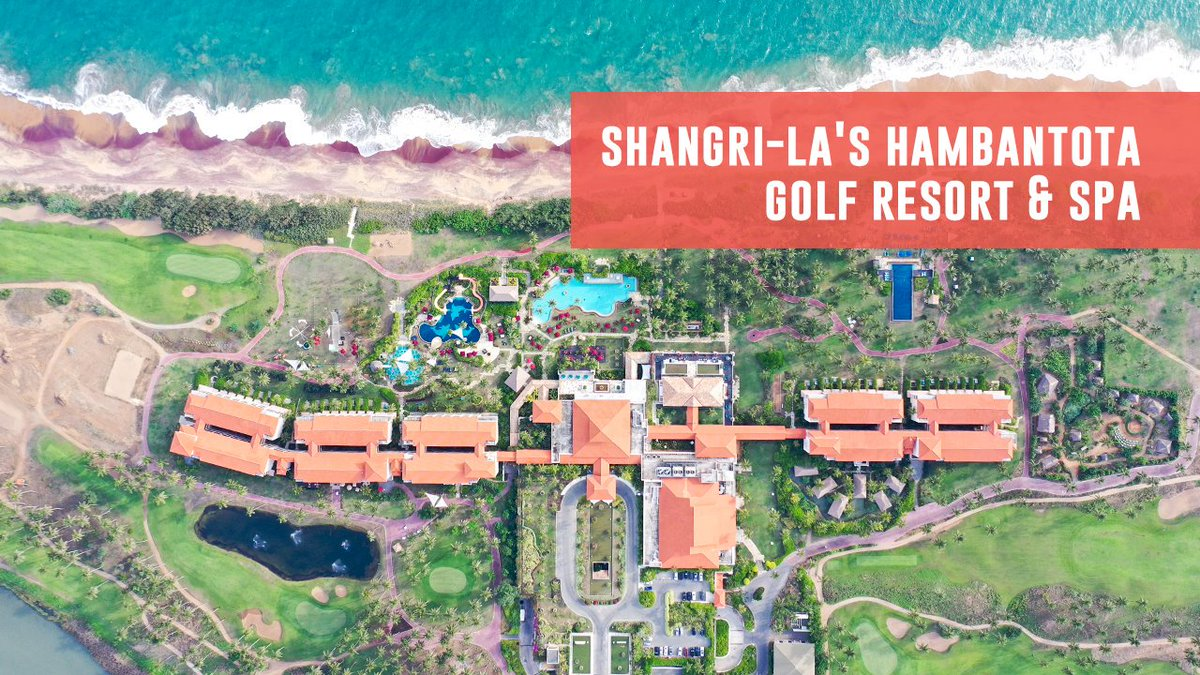 Travelling in #SriLanka and craving some #luxury? #Treatyourself to a #SpaDay, a round of #Golf, a dip in these #amazingpools and don't forget to stroll along this incredible pink beach!🇱🇰 ▶️https://www.youtube.com/watch?v=vCyz8ffs8MQ … #Travel #TravsomeVibes #Islandlife @ShangriLaHMB @ShangriLaHotels