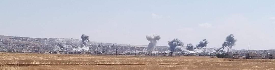 Airstrikes on Khan Shaykhun