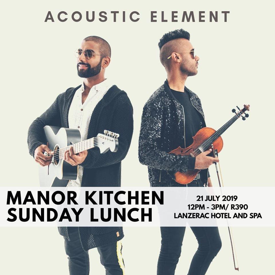 AE Winter Tour @ Lanzerac on 21 July 2019.More Information: https://bit.ly/2LaMvh6 #AcousticElement #LiveShow #Music #WinterTour #Entertainment #LanzeracManorKitchen #Stellenbosch #ShowMe