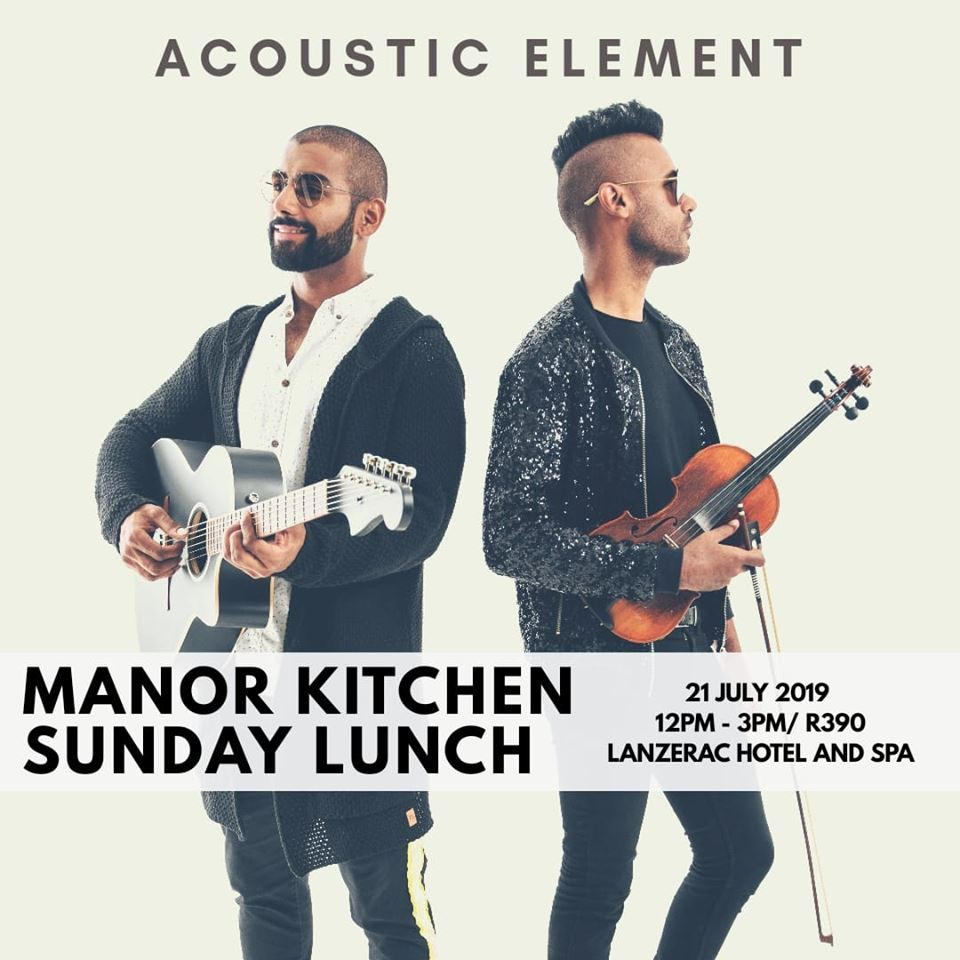 AE Winter Tour @ Lanzerac on 21 July 2019.More Information: https://bit.ly/2XU3eev #AcousticElement #LiveShow #Music #WinterTour #Entertainment #LanzeracManorKitchen #Stellenbosch #ShowMe