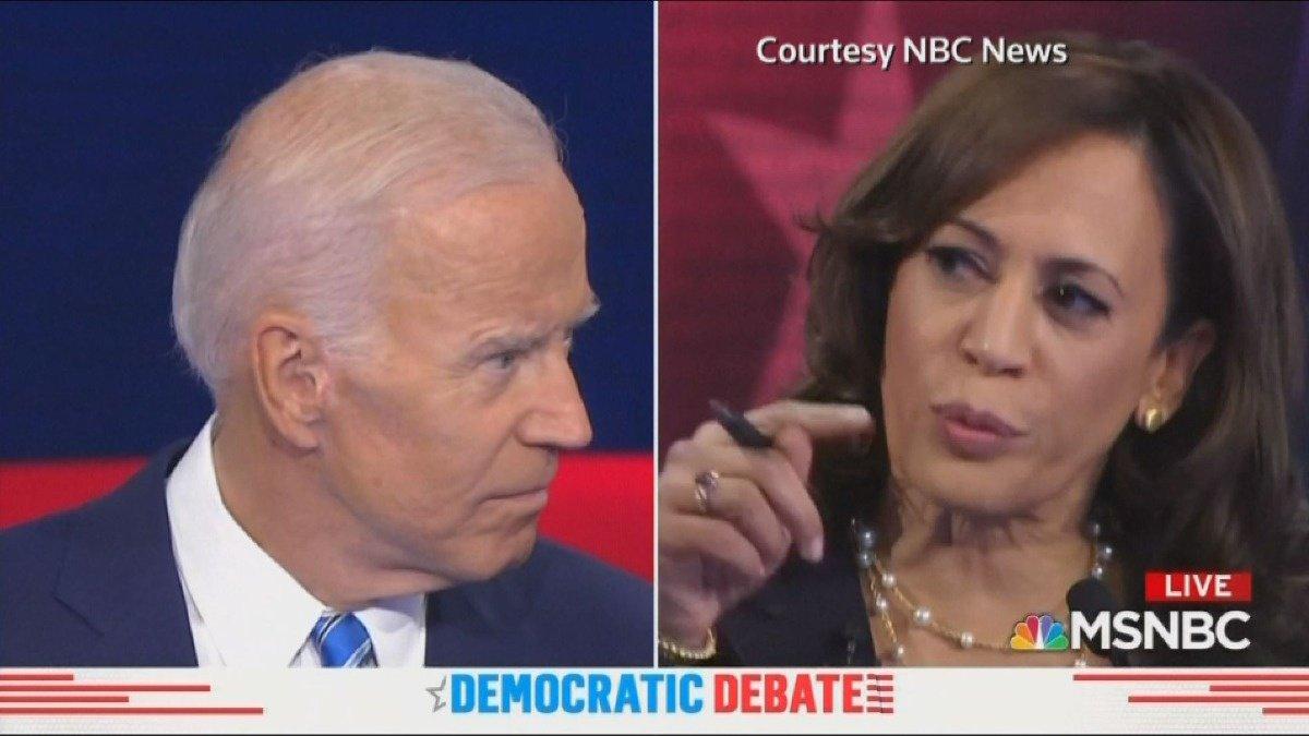 Next Dem debate will feature Biden-Harris rematch https://reut.rs/2Y2tz62