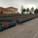 Image for the Tweet beginning: Publicadas notas provisionales Guardia Civil