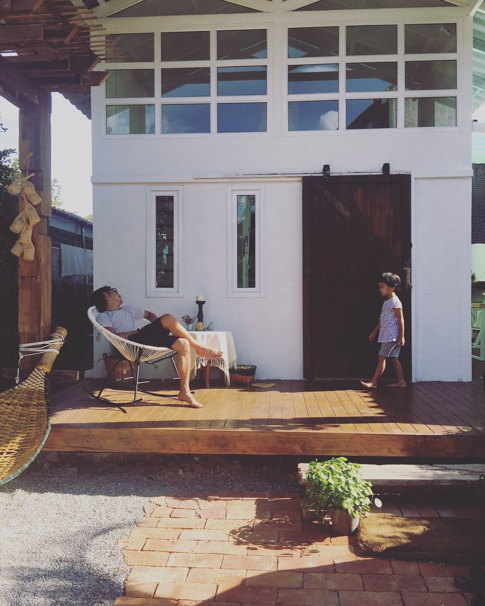 https://www. airbnb.com/manage-your-sp ace/29580448  …  This is our new listing that is suitable for 4 people.  The first 3 guests will get 20% discount for their booking.  Please, feel free to book it if you like. #homestay #chiangmai #reviewchiangmai #airbnbchiangmai<br>http://pic.twitter.com/8KESl1dxcN