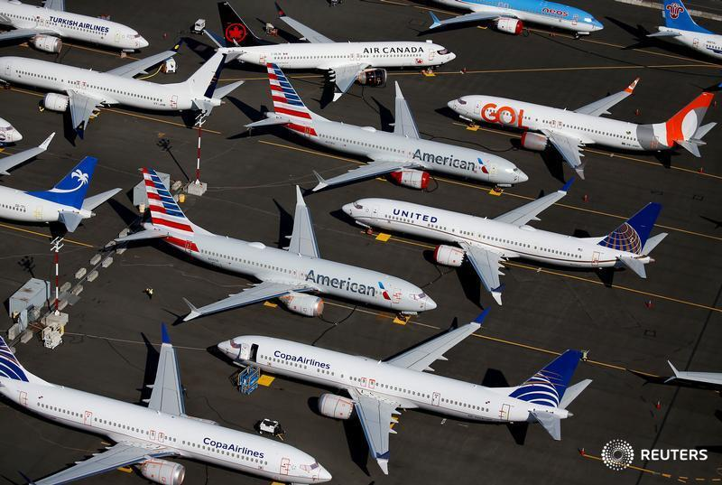 Boeing's financial disruption from the grounding of its 737 MAX is far from maxed out.  http://bit.ly/2LXgB7j  @tombuerkle