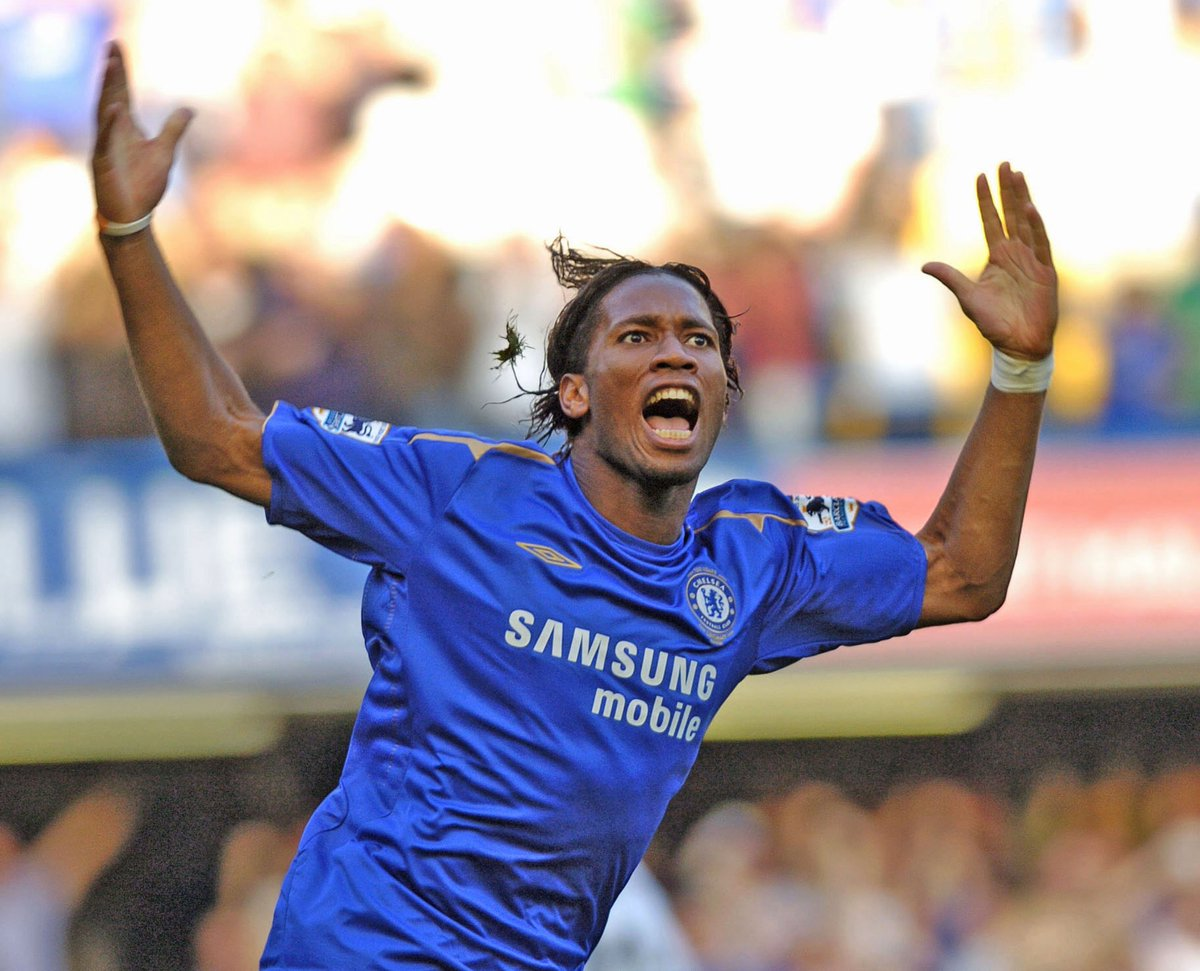 #OnThisDay in 2004, Chelsea agreed a fee with Marseille for Didier Drogba.He went on to win:🏆 Champions League🏆🏆🏆🏆 Premier League🏆🏆🏆🏆 FA Cup🏆🏆🏆 League Cup