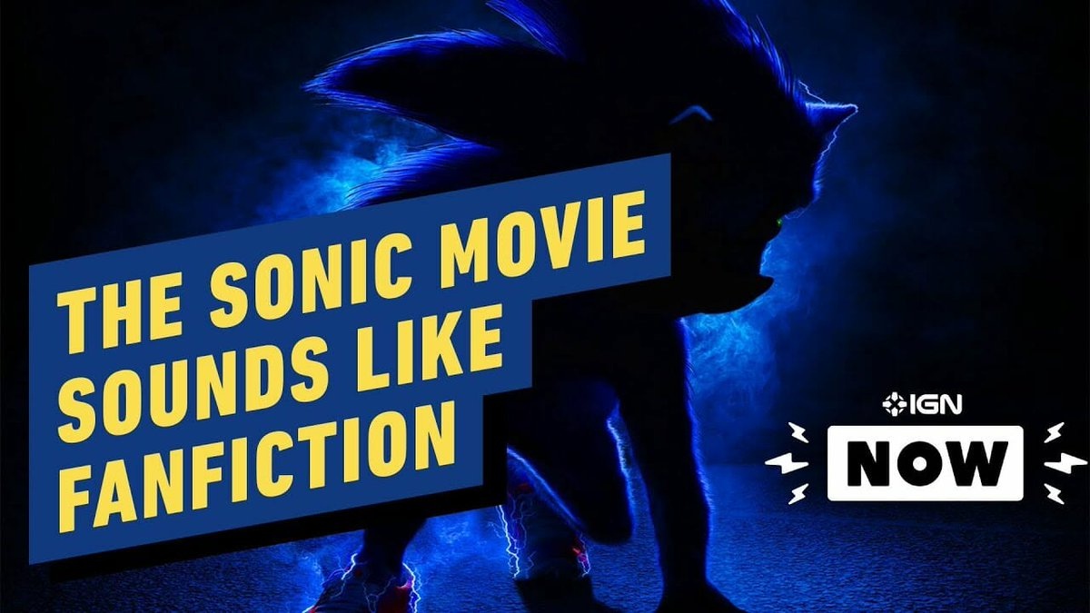 The Sonic the Hedgehog Movie Sounds Like Fanfiction - IGN Now  Link: http://tinyurl.com/y39mo6af #breakingnews #gottagofast #IGN #ignnews #ignnow #JimCarrey #liveaction #liveactionsonic #liveactionsonicmovie #liveactionsonicthehedgehog #Movie #news #SEGA #sonicliveaction pic.twitter.com/P8jL7TWMlJ