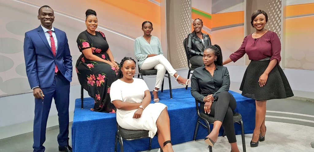 "These topics are becoming my favourite!   Today, we discussed friendships to get their views as women. Last week the ""boys club"" gave their views. #DayBreak on @citizentvkenya<br>http://pic.twitter.com/ctcOwoDaEh"