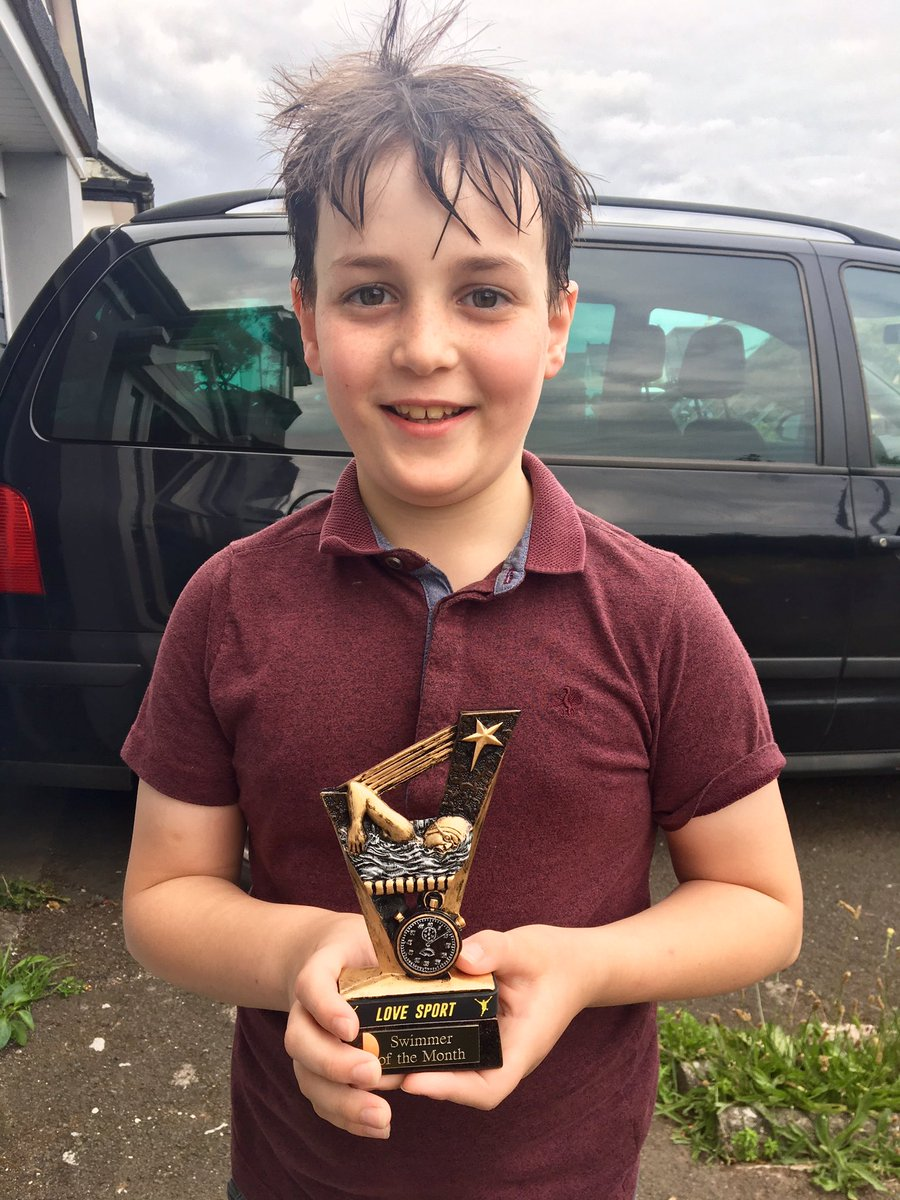 Good day for the boys yesterday, Henry was also 'Swimmer of the Month' at squads! #anotherproudparentmoment<br>http://pic.twitter.com/dU1nBDuWvn