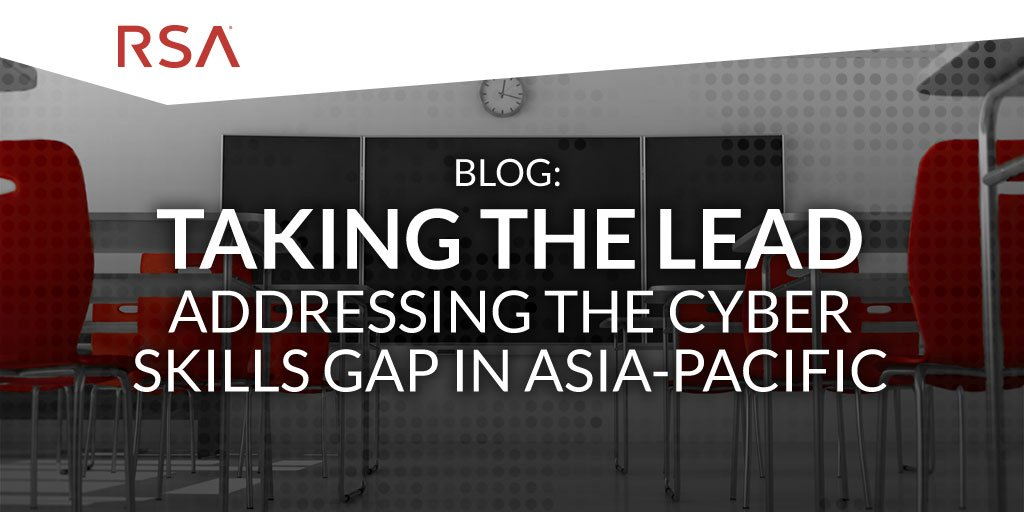 Blog: Taking the Lead: Addressing the Cyber Skills Gap in Asia-Pacific