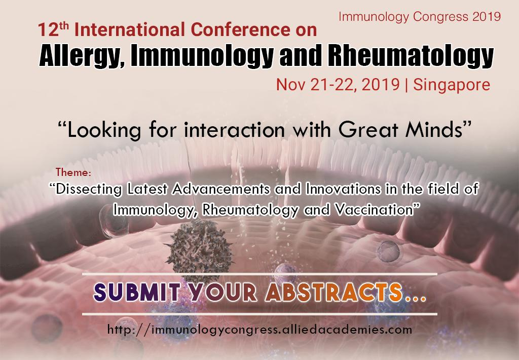 immunologycongress hashtag on Twitter