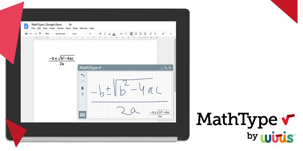 MathType (@MathType) | توییتر
