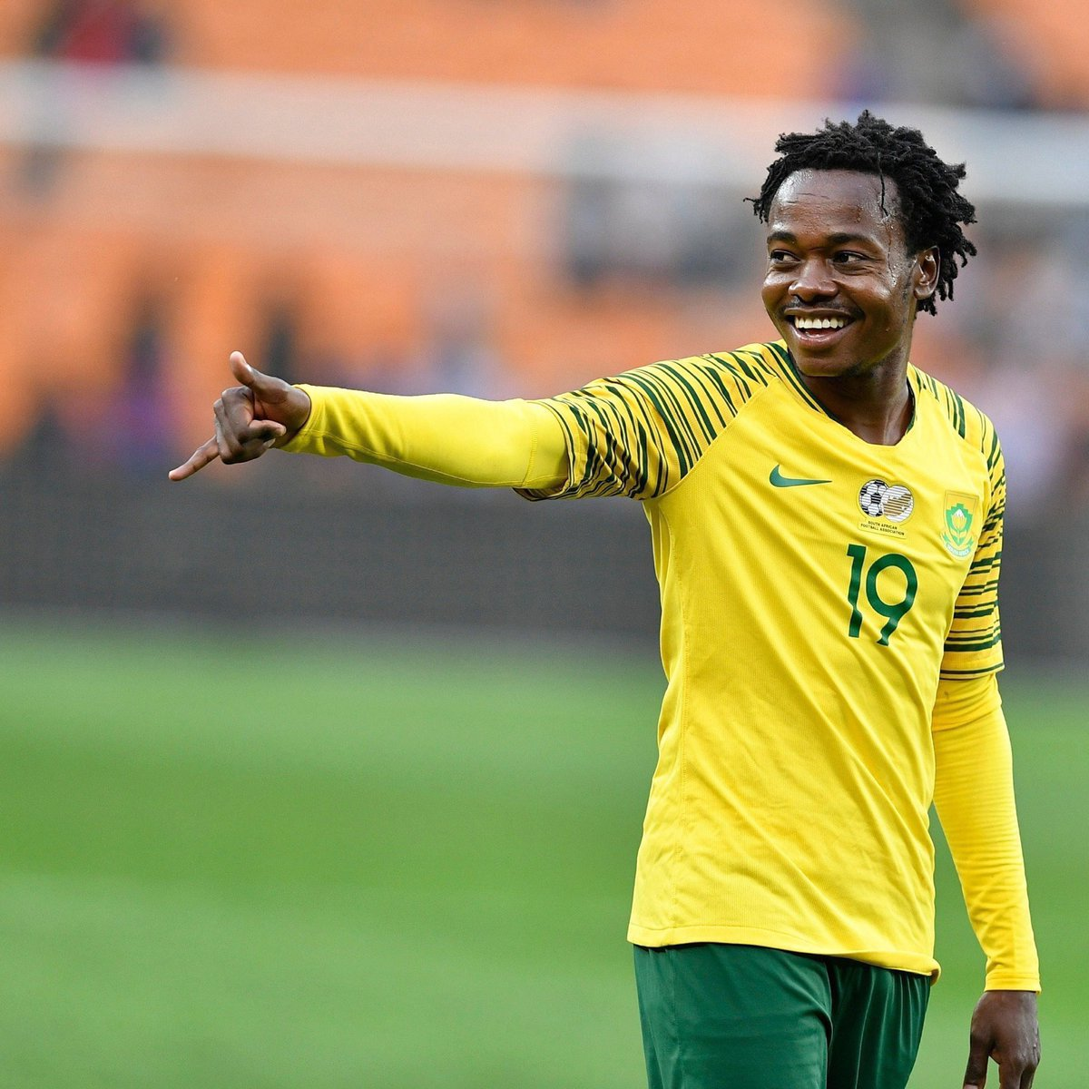 Transfer news:  Belgian giants, Club Brugge are pushing to sign Bafana Bafana striker Percy Tau (25) on loan from Brighton. 🇿🇦🇿🇦⚽️ https://t.co/7KxhPD4lMd