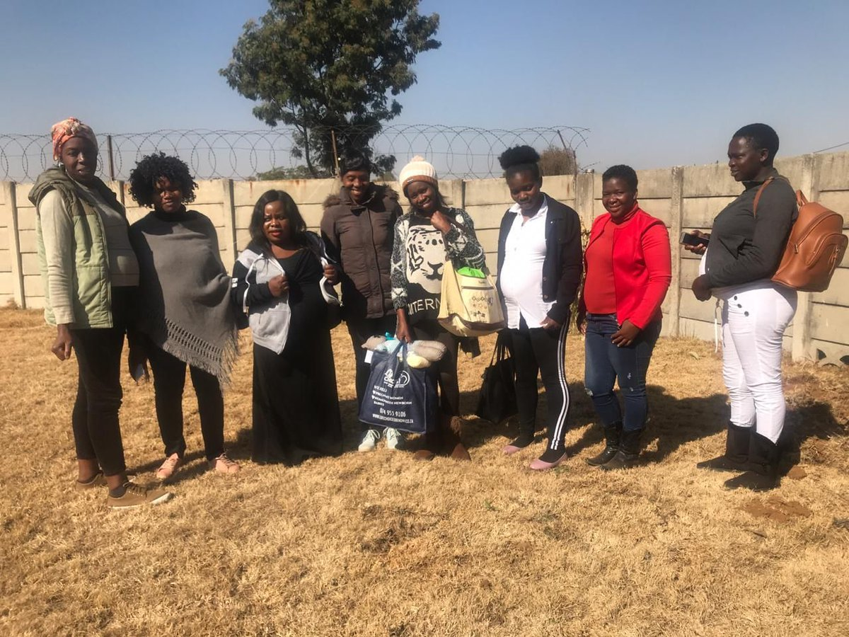 Wednesday's Antenatal session went really well. All these ladies where learning about labour. It's so awesome to see how much they learn each week. #lifechoicesbenoni #npo #makingadifference #empoweringwomen