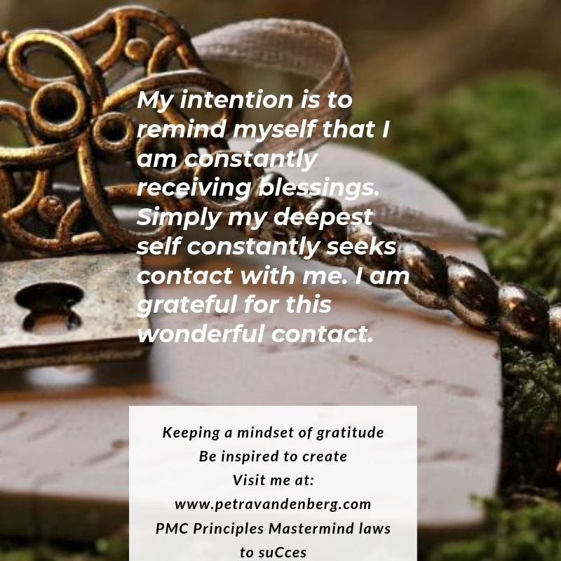 Your new intention. Wish everybody a great weekend!🙏  #intention #selflove #Awareness #personalgrowth #MotivationalMoments #inspiration #lawsofuniverse #principesofsucces http://petravandenberg.com