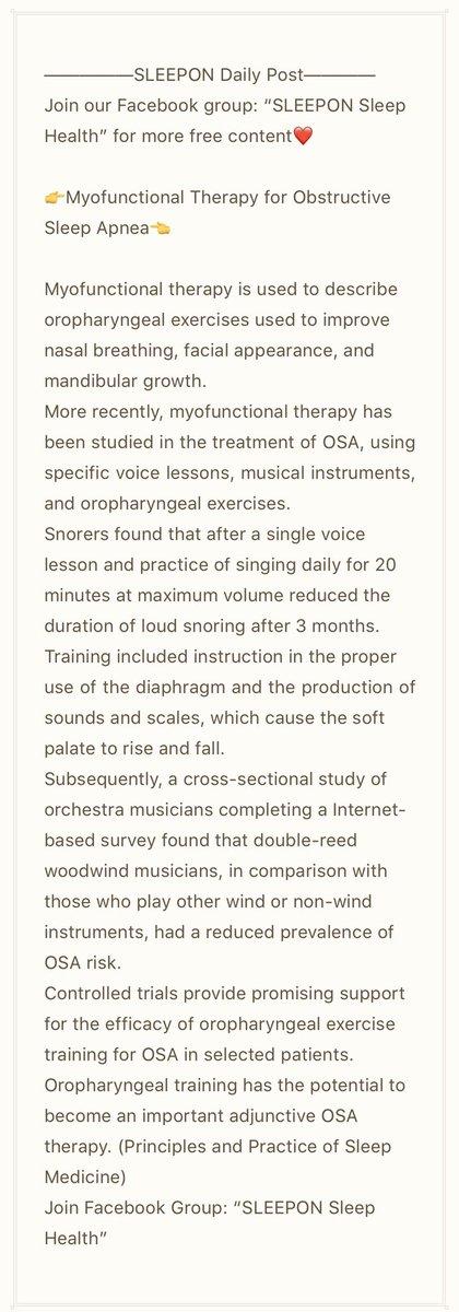 Day 13! Myofunctional Therapy for Obstructive Sleep Apnea!  #SleepApnea #Alzheimers #sleep #sleepbetter #sleepless #health #tired #fatigue #copd #cpap #snoring #sleepyhead #Cardiovascular #diabetes #Parkinsons