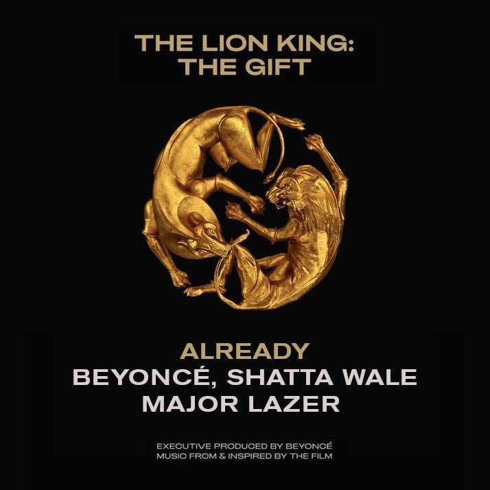 #Lionking  #Already  Now let's watch the movie and enjoy !! https://t.co/26IBBgIvhd