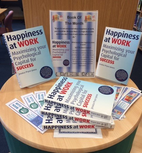 The Book club will be outside the restaurant at NTGH this lunchtime. Which book will you choose?<br>http://pic.twitter.com/ysLb9wLfCK